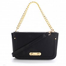 Anna Grace AG00560 handbag tote black