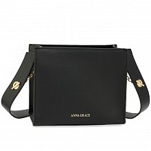 Anna Grace AG00596 handbag crossbody black
