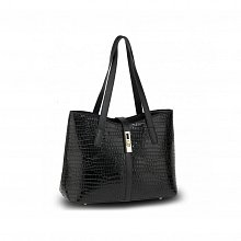 Anna Grace AG00710 handbag shoulder black