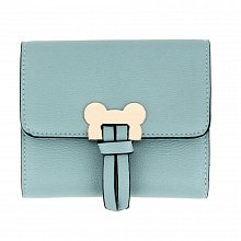 Anna Grace AGP1089 purse blue