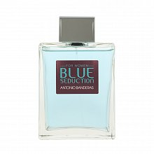 Antonio Banderas Blue Seduction for Women Eau de Toilette da donna 200 ml