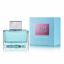 Antonio Banderas Blue Seduction for Women Eau de Toilette für Damen 80 ml