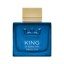 Antonio Banderas King Of Seduction Absolute Eau de Toilette férfiaknak 100 ml