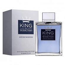 Antonio Banderas King Of Seduction Eau de Toilette da uomo 200 ml