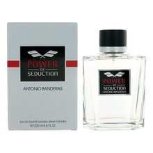 Antonio Banderas Power of Seduction Eau de Toilette da uomo 200 ml