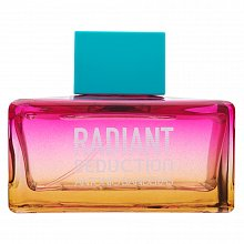 Antonio Banderas Radiant Seduction Blue Eau de Toilette da donna 10 ml Spruzzo