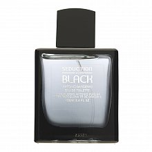 Antonio Banderas Seduction in Black Eau de Toilette for men 100 ml