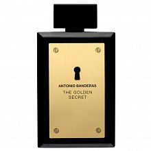 Antonio Banderas The Golden Secret Eau de Toilette férfiaknak 10 ml Miniparfüm