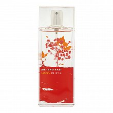 Armand Basi Happy in Red Eau de Toilette für Damen 100 ml