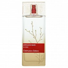 Armand Basi In Red Celebration Edition Eau de Toilette femei 10 ml Eșantion