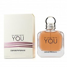 Armani (Giorgio Armani) Emporio Armani In Love With You Eau de Parfum for women 100 ml