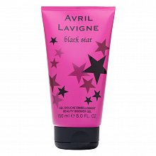 Avril Lavigne Black Star Shower gel for women 150 ml