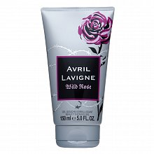 Avril Lavigne Wild Rose Gel de duș femei 150 ml