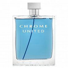 Azzaro Chrome United Eau de Toilette für Herren 200 ml