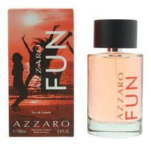 Azzaro Fun Eau de Toilette unisex 100 ml