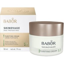 Babor Skinovage Purifying Cream crema facial para piel problemática 50 ml