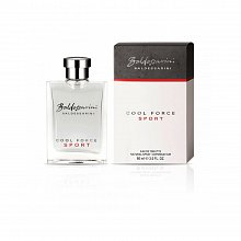 Baldessarini Baldessarini Cool Force Sport Eau de Toilette für Herren 90 ml