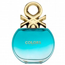 Benetton Colors de Benetton Blue Eau de Toilette femei 80 ml