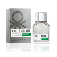 Benetton United Dreams Aim High Eau de Toilette férfiaknak 100 ml