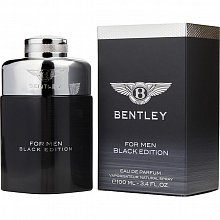 Bentley for Men Black Edition Eau de Parfum da uomo 10 ml Spruzzo