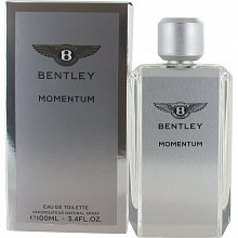 Bentley Momentum Eau de Toilette für Herren 100 ml