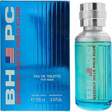Beverly Hills Polo Club Sport for Men Eau de Toilette bărbați 100 ml