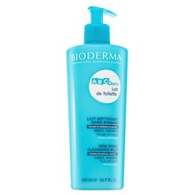 Bioderma ABCDerm Lait de Toilette Non Rinse Cleansing Milk cleansing milk for kids 500 ml