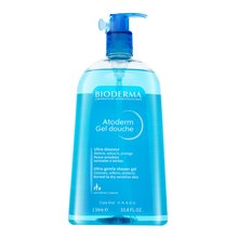 Bioderma Atoderm Gel Douche Gentle Shower Gel nourishing cleansing gel for dry atopic skin 1000 ml