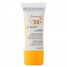 Bioderma Photoderm AR Tinted Cream SPF 50+ toning and moisturizing emulsions for sensitive skin 30 ml