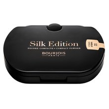 Bourjois Silk Edition Compact Powder 52 Vanilla pudră 9 g