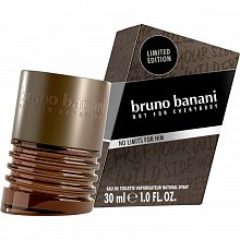 Bruno Banani No Limits For Him Eau de Toilette für Herren 30 ml