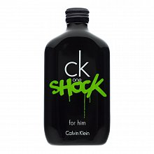 Calvin Klein CK One Shock for Him Eau de Toilette für Herren 200 ml