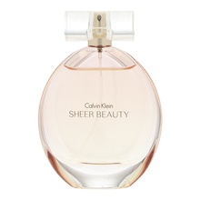 Calvin Klein Sheer Beauty Eau de Toilette da donna 100 ml