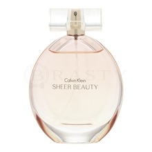 Calvin Klein Sheer Beauty Eau de Toilette für Damen 100 ml
