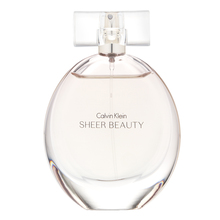 Calvin Klein Sheer Beauty Eau de Toilette nőknek 50 ml