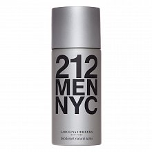 Carolina Herrera 212 Men Deospray for men 150 ml