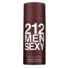 Carolina Herrera 212 Sexy for Men deospray pro muže 150 ml