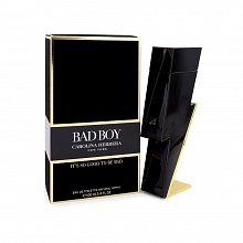 Carolina Herrera Bad Boy Eau de Toilette da uomo 10 ml Spruzzo