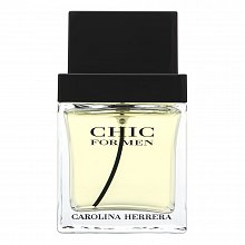 Carolina Herrera Chic For Men Eau de Toilette for men 60 ml