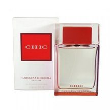 Carolina Herrera Chic For Women Eau de Parfum femei 80 ml