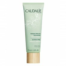 Caudalie Glycolic Peel cleansing mask and scrub for unified and lightened skin 75 ml