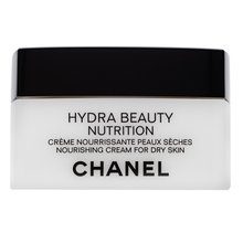 Chanel Hydra Beauty Nutrition Crème moisturising cream for very dry and sensitive skin 50 g