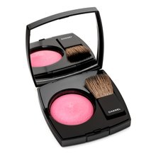 Chanel Joues Contraste Powder Blush 64 Pink Explosion руж - пудра за уеднаквена и изсветлена кожа 4 g