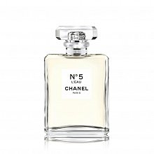 Chanel No.5 L'Eau Eau de Toilette nőknek 200 ml