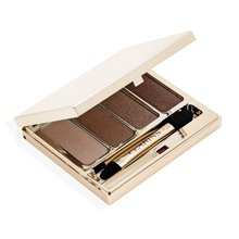 Clarins 4-Colour Eyeshadow Palette 03 Brown paleta cieni do powiek 6,9 g