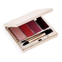 Clarins 4-Colour Eyeshadow Palette 07 Lovely Rose paletă cu farduri de ochi 6,9 g