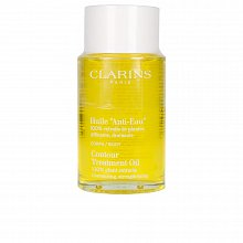 Clarins Huile Anti-Eau Contour Body Treatment Oil body oil for skin renewal 100 ml
