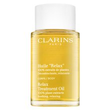 Clarins Relax Treatment Oil body oil for unified and lightened skin 100 ml
