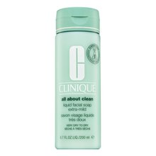Clinique Liquid Facial Soap Extra Mild sapone liquido per il viso extra morbidi 200 ml