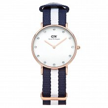 Damenuhr Daniel Wellington DW00100078